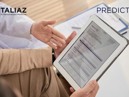 May 21 // Taliaz Reports European APHP Study Enrollment End