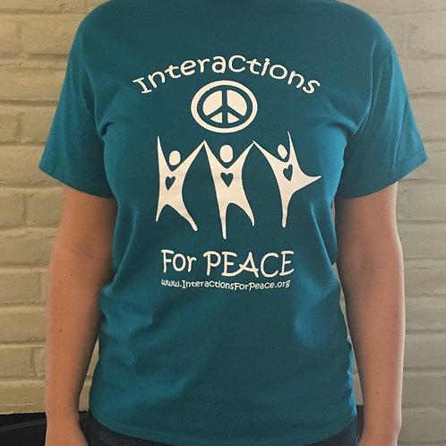 I4Peace unisex t-shirt
