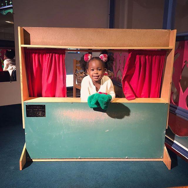 Puppet Show at MMFA