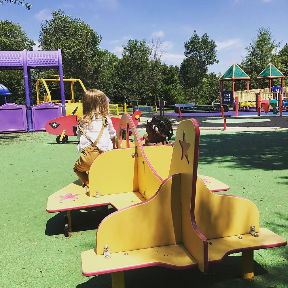 Clemyjontri Park (Fairfax County, VA)