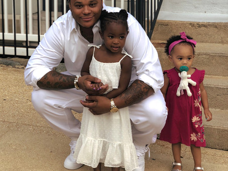 Daddy-Daughter Dance at Reid Temple A.M.E.