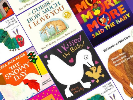 Guide to Baby's First Ten Books
