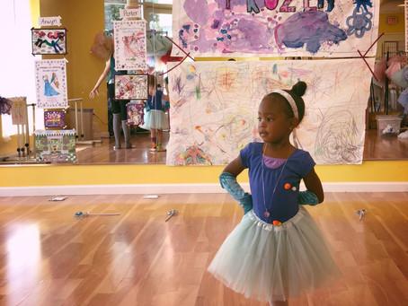 Summer Ballet Camp at Ballet Petite