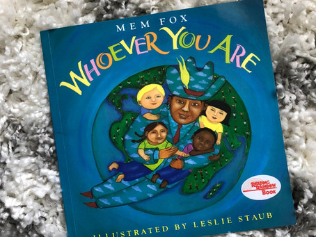 "Parker's Book Club - ""Whoever You Are"" by Mem Fox"