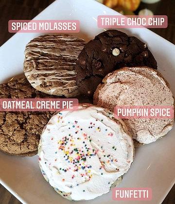 Half Doz Vegan Cookies