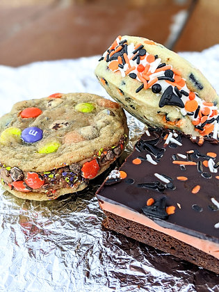 Halloween Assorted Pastry Box