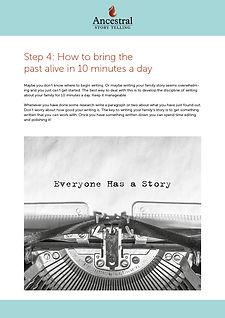 Ancestral Storytelling - 5 Step Guide5.j