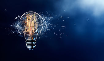 Creativity lightbulb