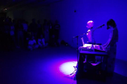Automaton Alive at Popup on Canal