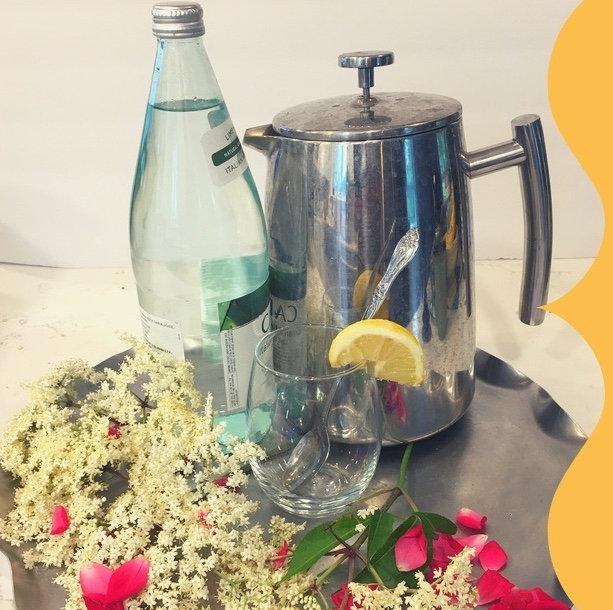 Cooling Herbal Beverages