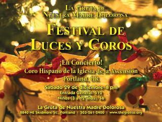 Festival de Luces y Coros