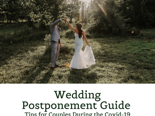 Wedding Postponement Guide