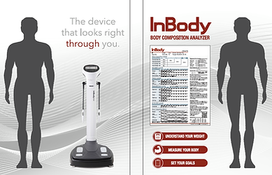 InBody 570 available at Optimum Fitness Omaha