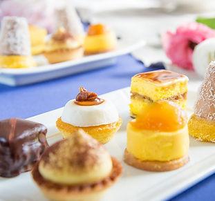 Cukrász sütemények