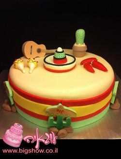 עוגה מקסיקנית