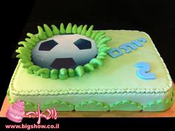 עוגת כדורגל-1
