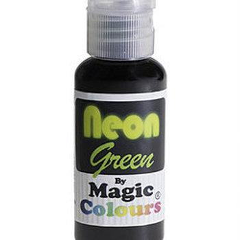 צבע ניאון- ירוק