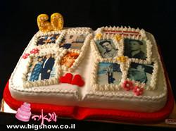 עוגת ספר יוסי