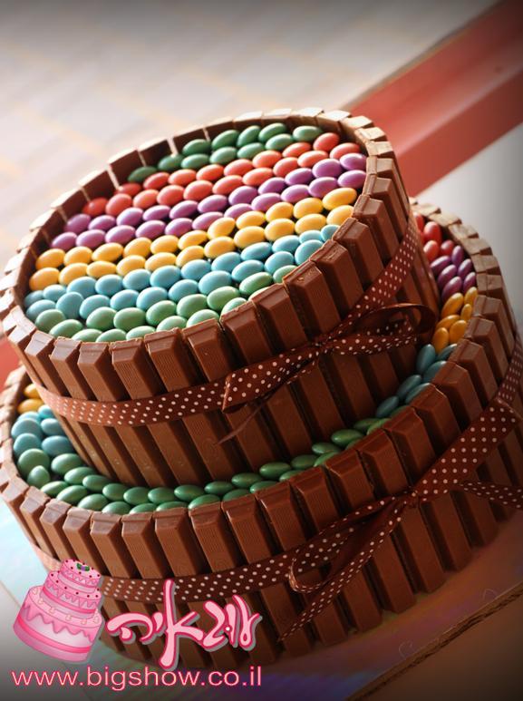 עוגות משולבות