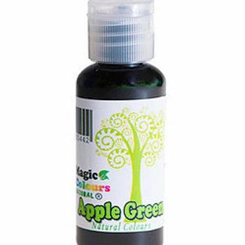 צבע מאכל טבעי- ירוק תפוח