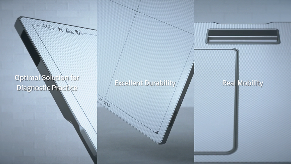Vieworks Flat Panel Detector