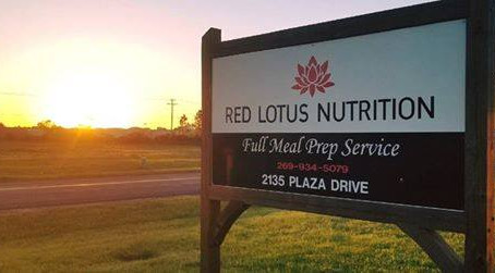 The Red Lotus Nutrition Blog! Why we opened our doors.