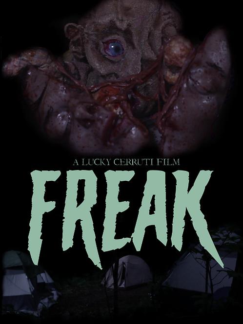 FREAK (Standard Edition) DVD