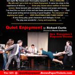 QUIET ENJOYMENT by Richard Curtis