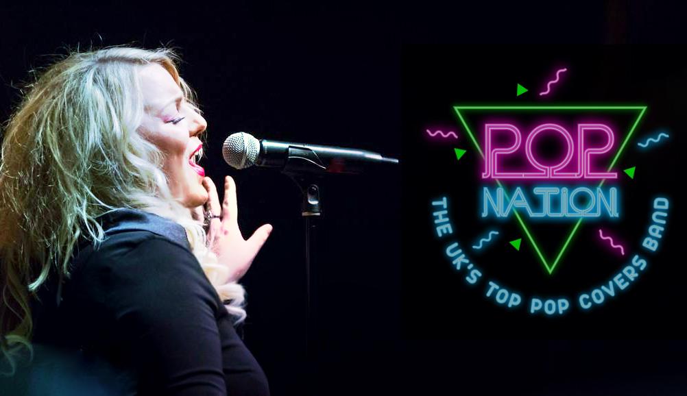 Pop Nation Band Singer UK