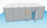 Cámara de Frío productos refrigerados 6m x 6m