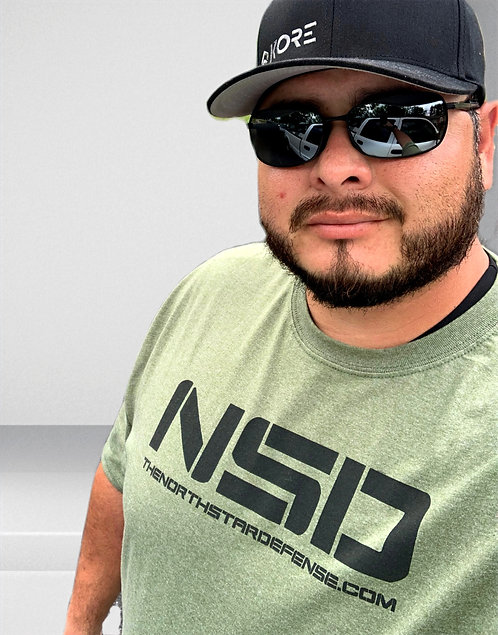 NSD Shirt Green