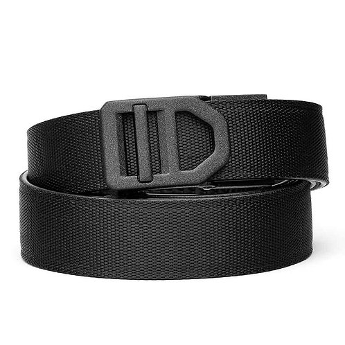 X5 BLACK TACTICAL GUN BELT