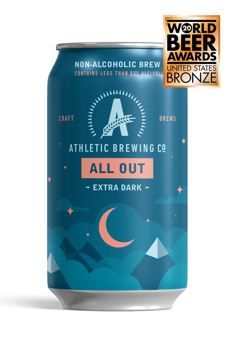 non alcoholic beer - stout