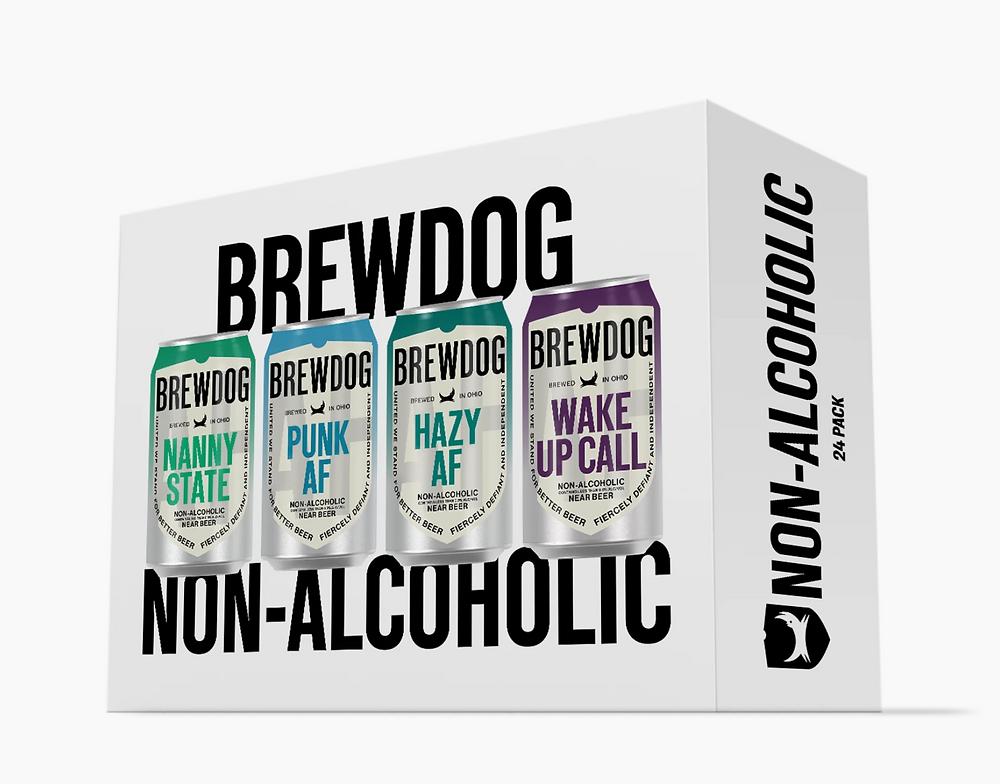 BrewDog Non alcoholic Beer