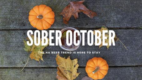 Goodbye Sober October, Hello Non-alcoholic November