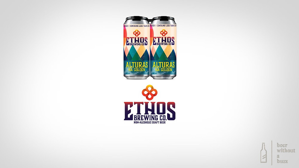 ethos NA beer review