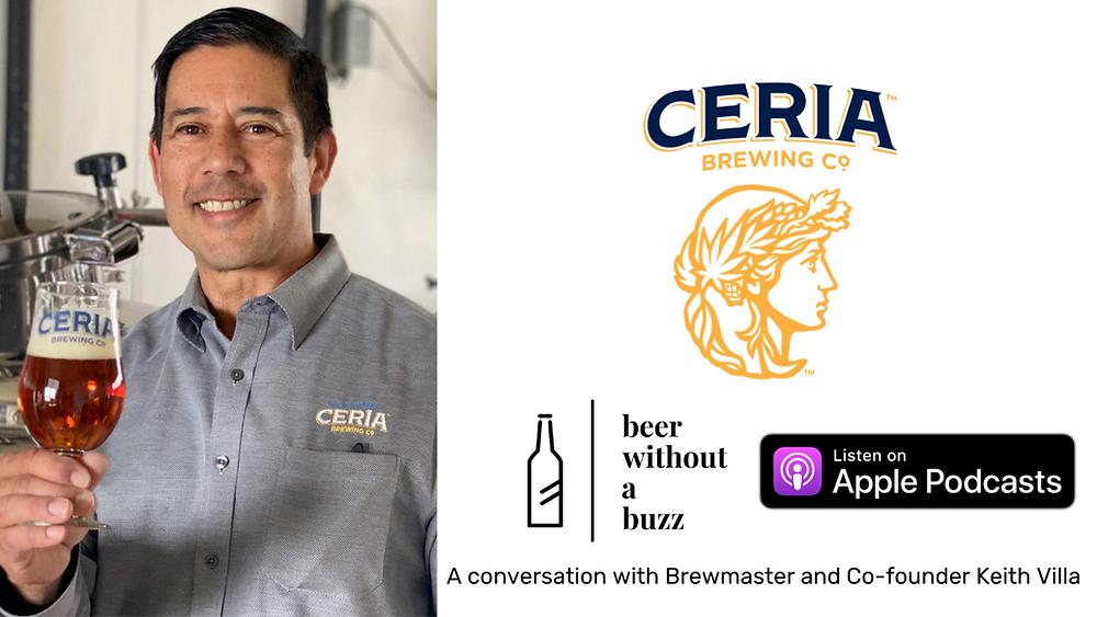 Keith Villa non alcoholic beer
