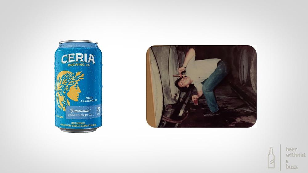 ceria non-alcoholic beer
