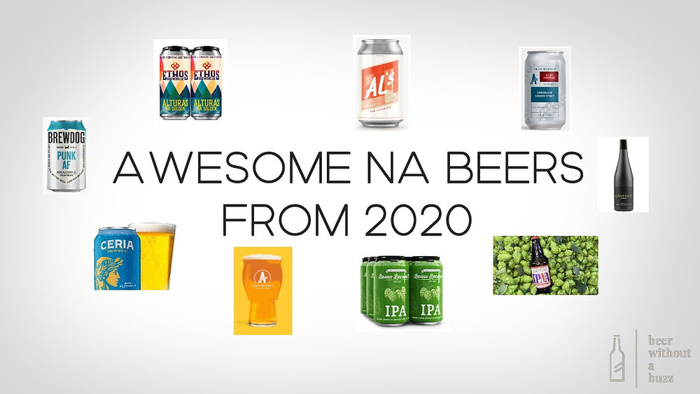 NA beers from 2020