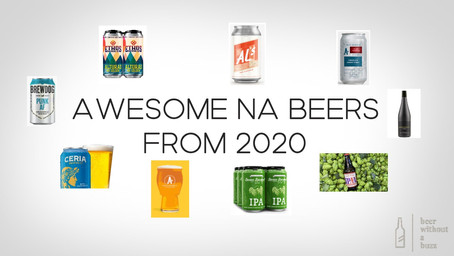 The Best NA Beers of 2020 and What To Drink For Dry January 2021