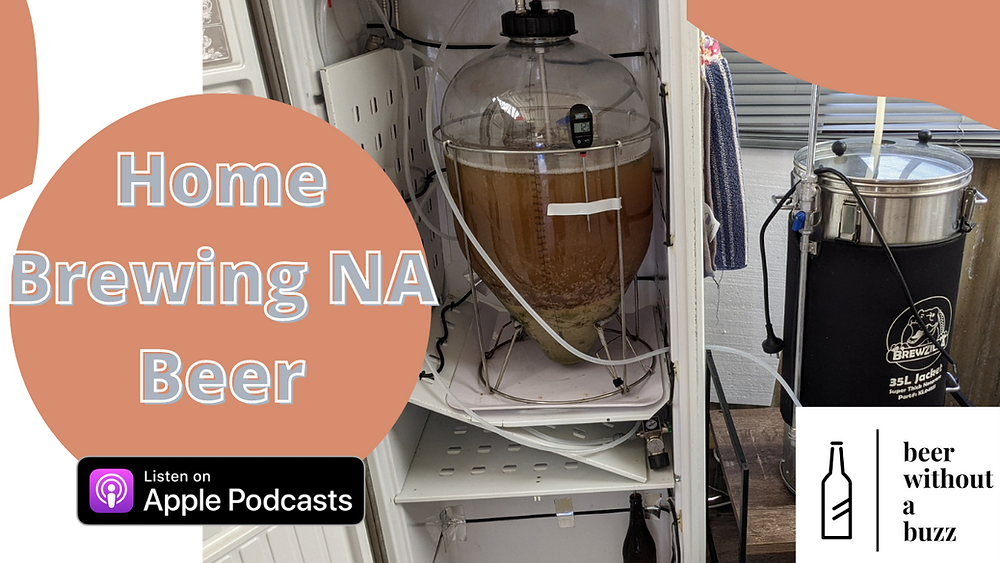 home brewing non alcoholic beer
