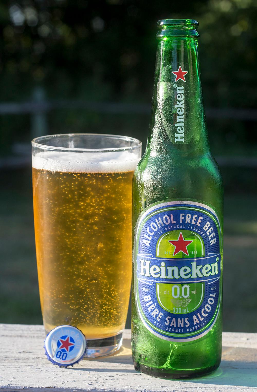 non alcoholic beer - heineken 0.0