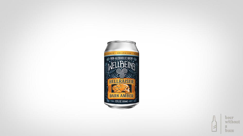 wellbeing hellraiser NA beer