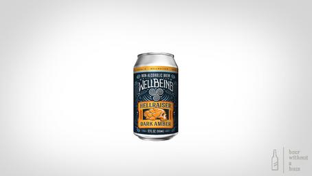 Wellbeing Brewing Hellraiser – NA Craft Beer Review