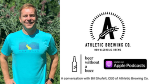 Athletic Brewing Company CEO talks non-alcoholic beer, running, and changing the world
