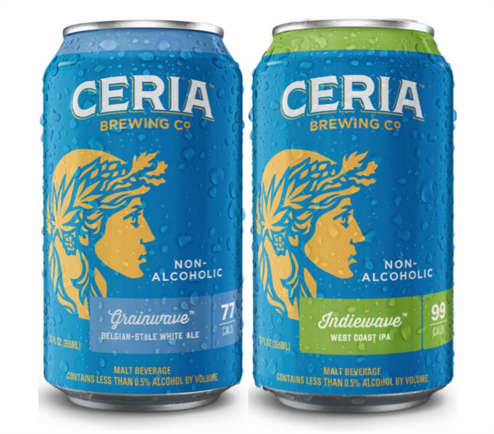 CERIA non alcoholic beer
