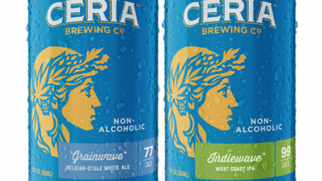 CERIA Becomes National NA Beer Brand Overnight