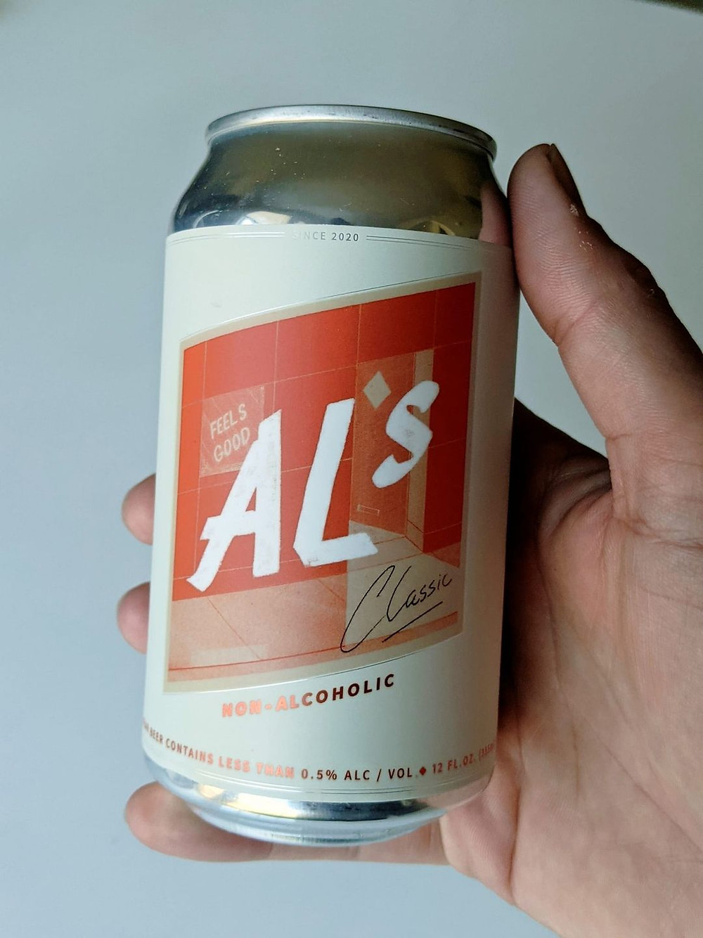 AL's non-alcoholic beer review