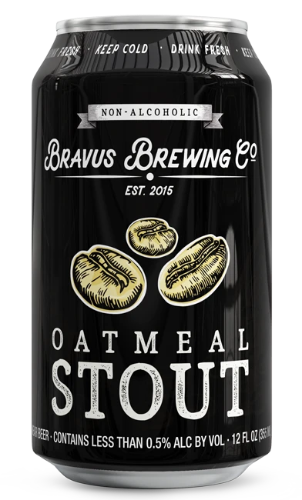 non-alcoholic beer oatmeal stout