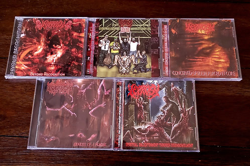 Leprosy CD Bundle